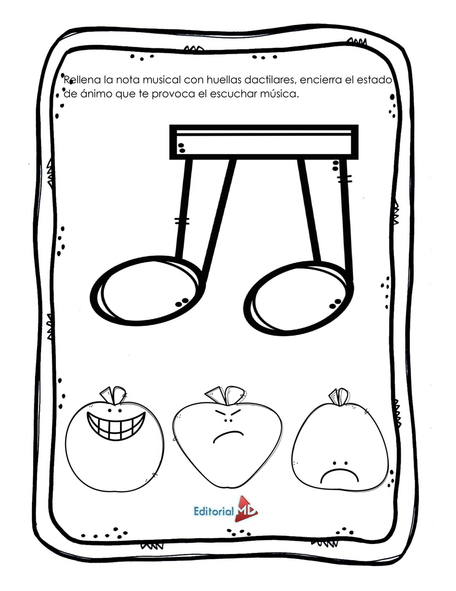 ejemplo actividades semana 7 preescolar 5 al 9 de octubre