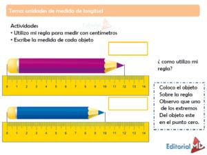 unidades de medidas longitud