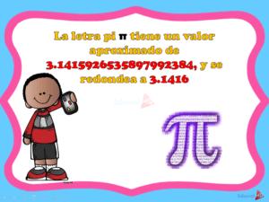El valor de Pi
