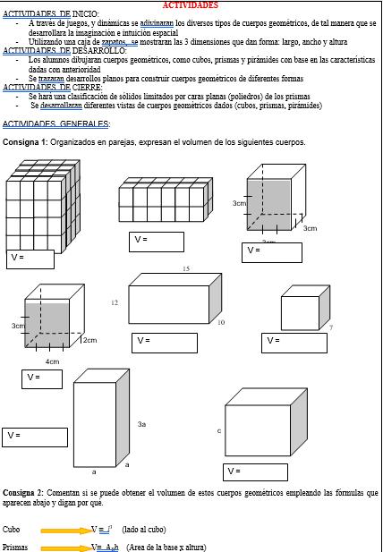 Planeación Telesecundaria Segundo Grado (Matemáticas01)