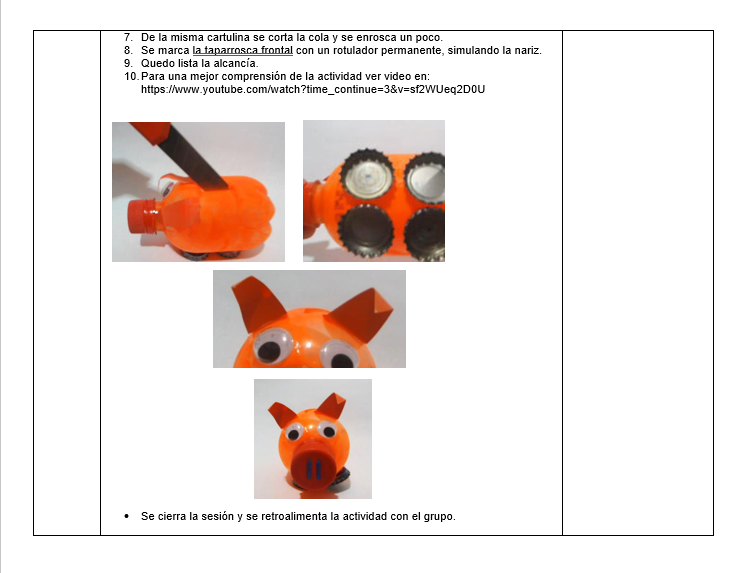 Planeación Primaria Club Manualidades Con Material Reciclado03
