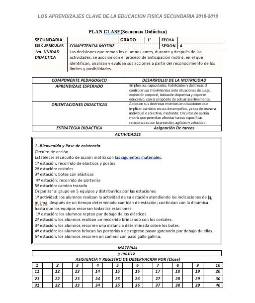 Planeacion Anual Educación Física 1 Secundaria04