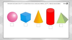 Actividad de Figuras geométricas