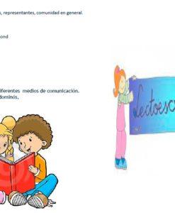 aprendo a leer y escribir