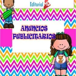 Anuncios Publicitarios para niños