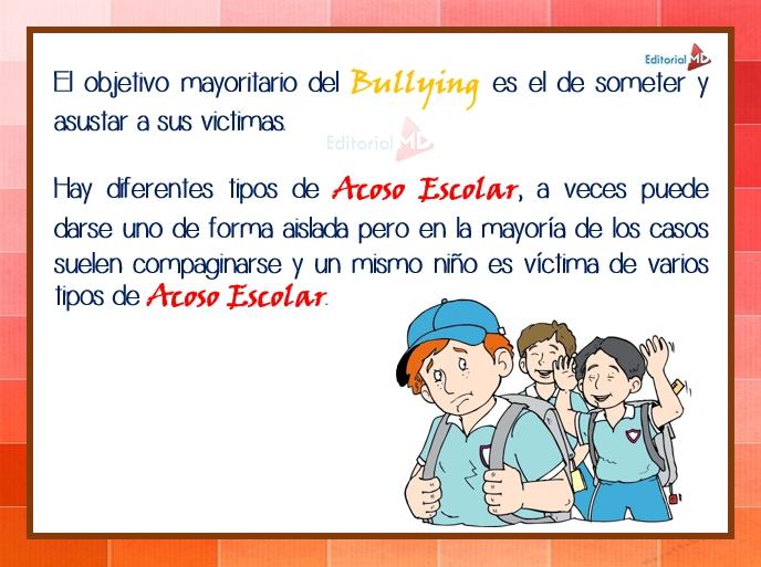 Bullying para niños