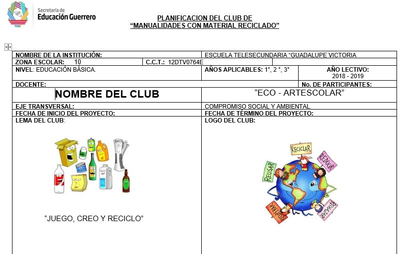 Club Manualidades