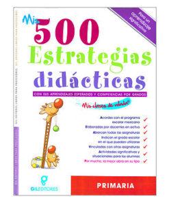 500 estrategias didacticas