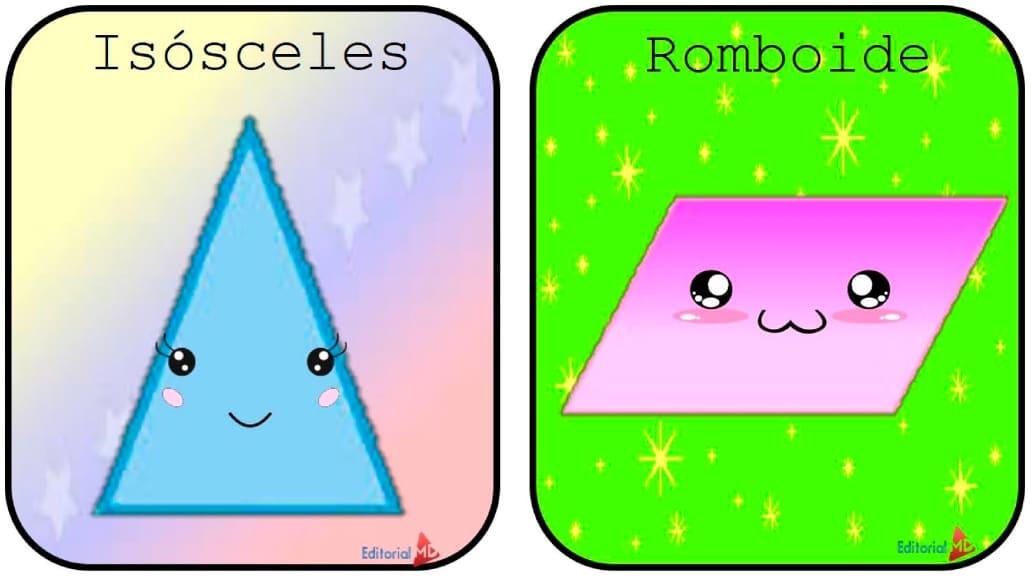 ejemplo figuras geométricas