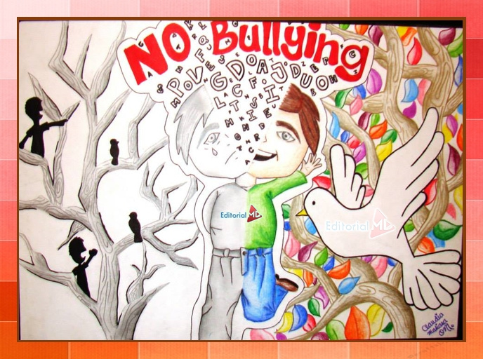 Ejemplo acoso escolar o Bullying