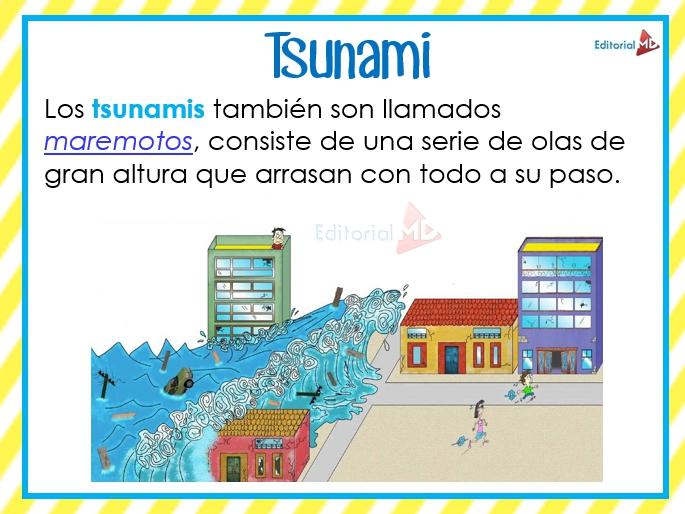 Desastres tsunami