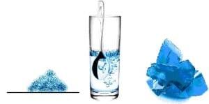 Crecimiento de cristales