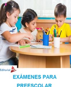 Examenes para preescolar