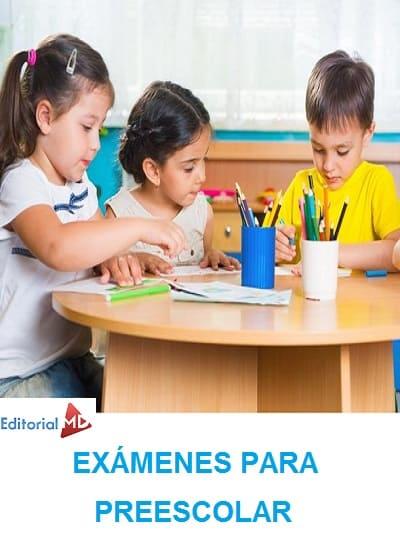 Exámenes para preescolar
