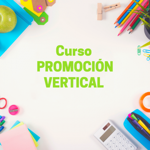 curso promocion vertical