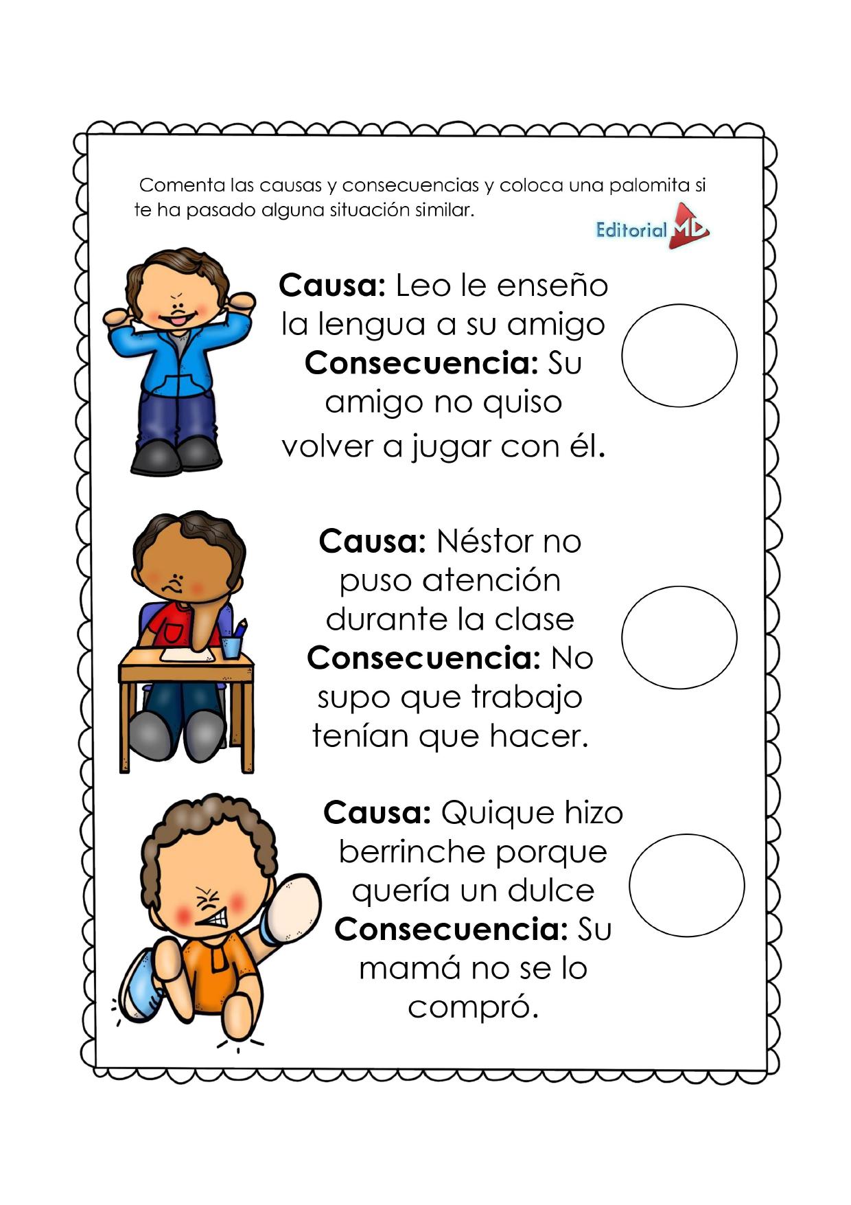 Actividades de apoyo preescolar semana 10 03