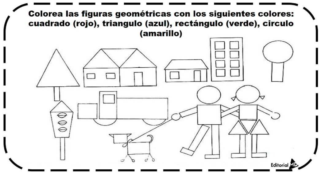 Actividades para figuras geométricas