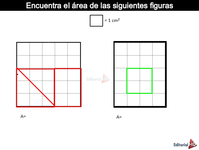 Actividades área de las figuras