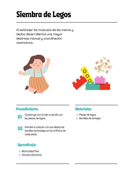 30 Actividades Pedagógicas para aprender en casa 02