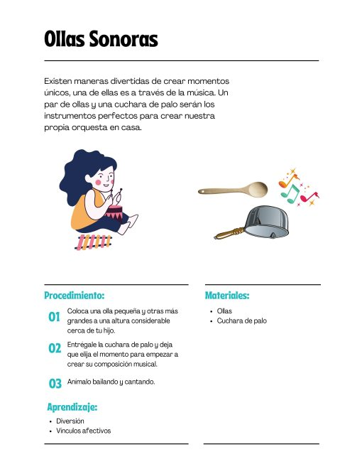 30 Actividades Pedagógicas para aprender en casa 03