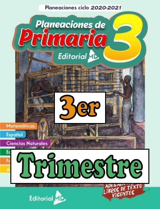 3er Trimestre 3er Grado
