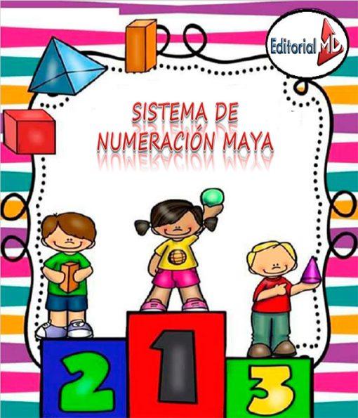sistema de numeracion maya para niños