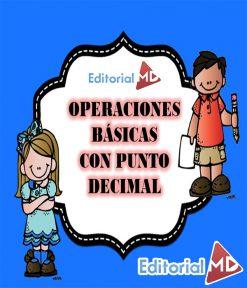 Operaciones básicas con punto decimal