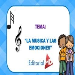 La música y las emociones