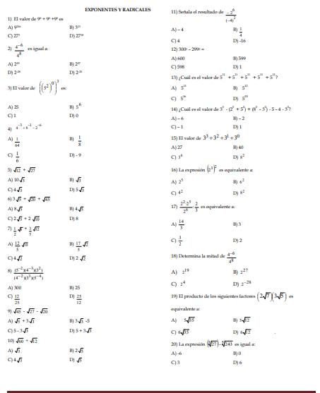 600 ejercicios de apoyo exani-II pensamiento matemático 05