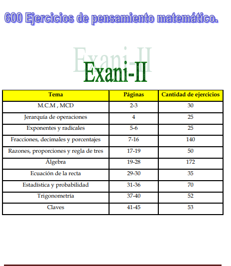 600 ejercicios de apoyo exani-II pensamiento matemático01