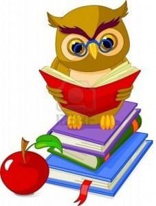 7256532-buho-sabio-de-dibujos-animados-sentado-en-el-libro-de-pile-y-manzana-roja3-776x1024