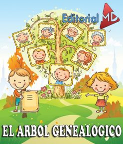 arbol genealogico para niños