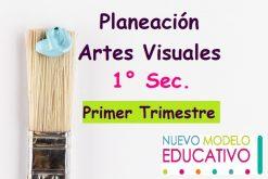 Artes visuales 1°
