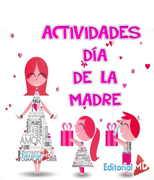 Actividades Y Diplomas Para El Dia De Las Madres Para Imprimir