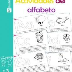 Actividades del alfabeto para imprimir