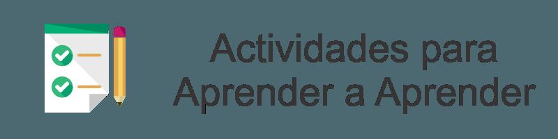 planeaciones con actividades para aprender a aprender