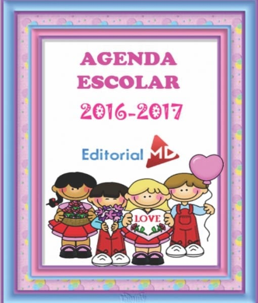 Agenda Escolar 2016-2017 ACTUALIZADA