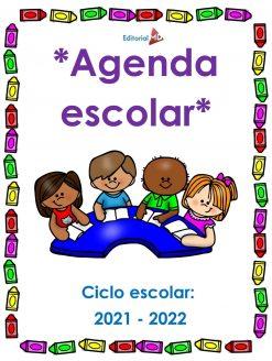 Agenda Escolar 2021-2022