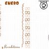 Agenda Perpetua y Diario Bullet Journal Amantes del Cafe 02
