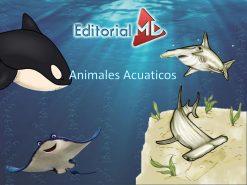 Animales Acuaticos para niños