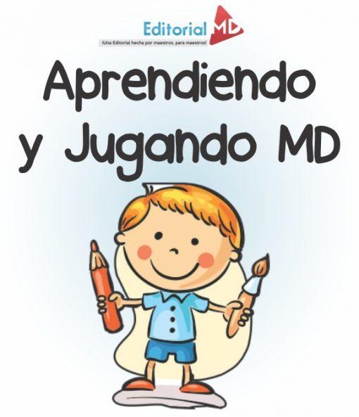 Aprendiendo y jugando md juegos didacticos para ni os de for Aprendiendo y jugando jardin infantil