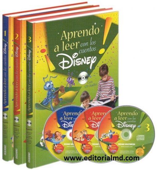 Aprendo a leer con los cuentos de Disney