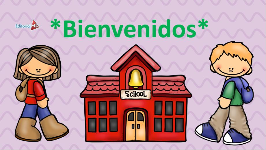 letrero bienvenidos ciclo escolar 2021-2022