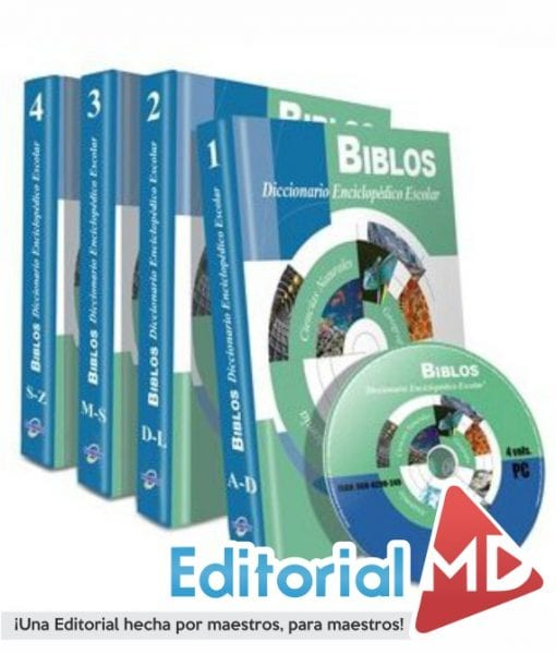 Biblos Diccionario Enciclopédico Escolar