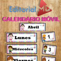 calendario para imprimir movil