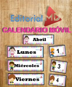 calendario para imprimir movil