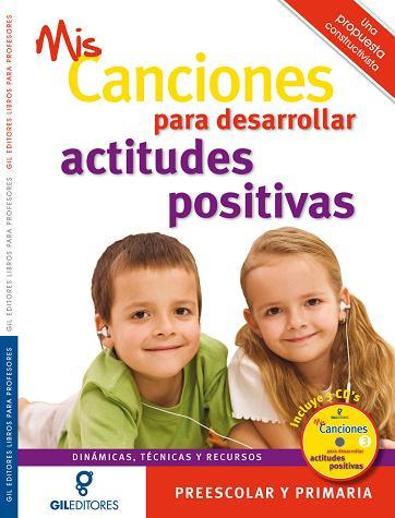 Canciones para desarrollar actitudes positivas