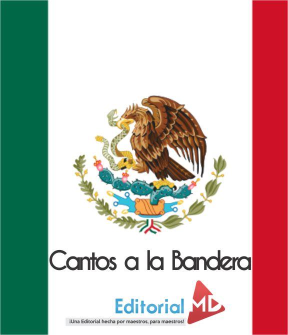 Cantos a la Bandera Material para Imprimir de Preescolar