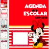 agenda escolar minnie mouse 2019-2020