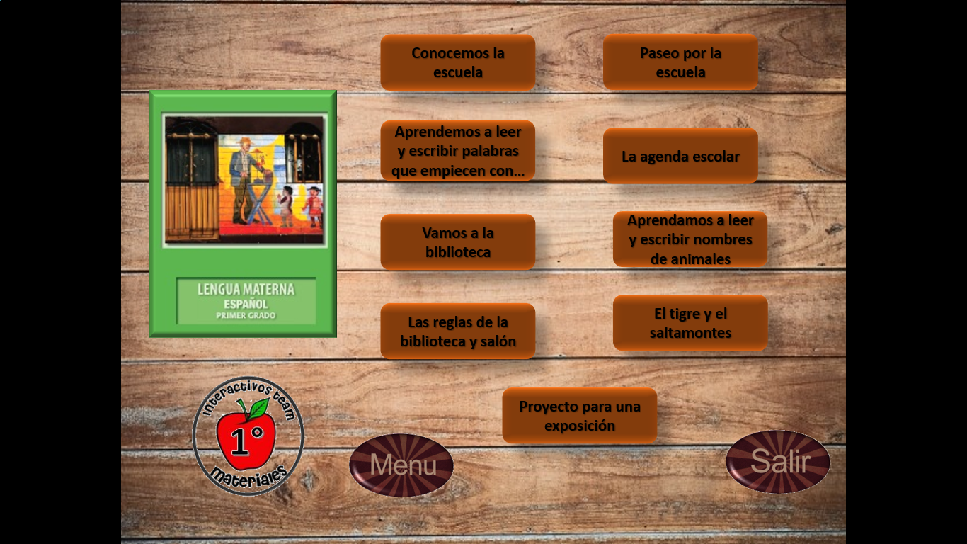 español interactivos team